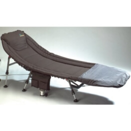 Anaconda Bed Chair I Alu Liege – 6 Bein Bedchair - 1