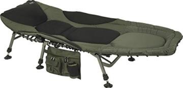 Anaconda Cusky Bed Chair 6 Bedchair Liege Karpfenliege - 1