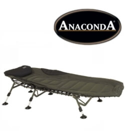 Anaconda Lounge Bed Chair / Karpfenliege - 1