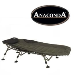 Anaconda Lounge Bed Chair / Karpfenliege - 1