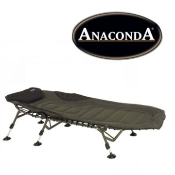 Anaconda Lounge Bed Chair / Karpfenliege -