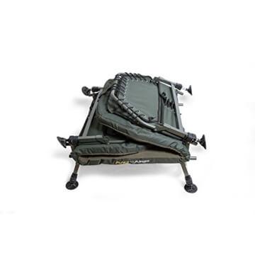 Avid Carp Benchmark Bedchair Karpfenliege
