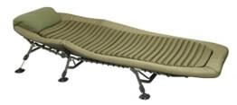 Behr – Luxusliege – Karpfenliege – Karpfen Liege – Carp – Bedchair - 1