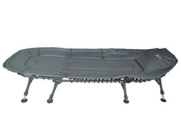 Carp Madness Aluminium Bed Chair 8-Bein Karpfenliege Liege