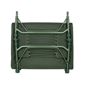 Fox Flatliner Kingsize Bedchair - 2