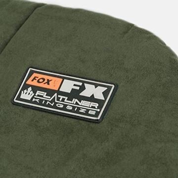 Fox Flatliner Kingsize Bedchair - 5