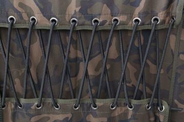 Fox Royale Camo Bedchair XL Karpfenliege, Angelliege zum Karpfenangeln - 5