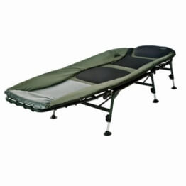 Jenzi Ground Contact Bedchair Deluxe Karpfenliege -
