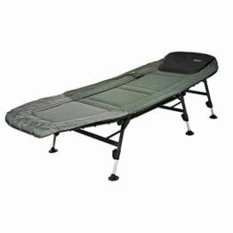 Karpfenliege Campingliege mit verstellbaren Beinen - 1