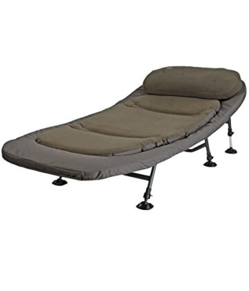 MAD Legion Bedchair, 6-Bein Alu-Karpfenliege -