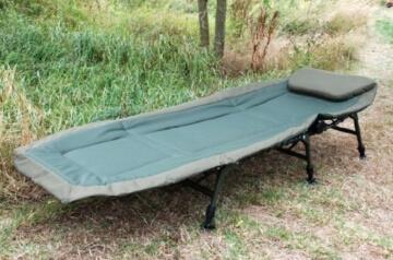 Nash H-Gun 3 Leg Bedchair