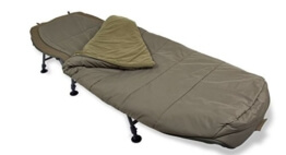 Nash H-Gun 3 Leg Sleep System Bedchair 3 Bein-Liege