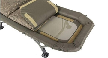 Nash Indulgence Air Bed 3 Bedchair Angelliege