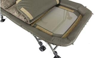 Nash Indulgence Air Bed 4 Wide Bedchair Karpfenliege