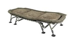 Nash Indulgence Air Bed 4 Wide Bedchair Karpfenliege
