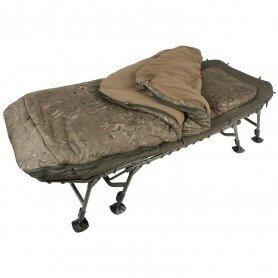 Nash Indulgence Air Frame SS4 Wide Boy Bedchair Liege - 1