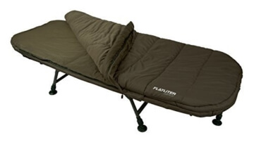 Fox Flatliner MK2 Bedchair and Sleeping Bag System CBC050 by Fox Head - 1